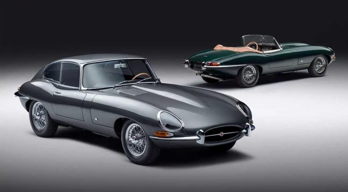Conduire une Jaguar Type E, la mélodie du bonheur