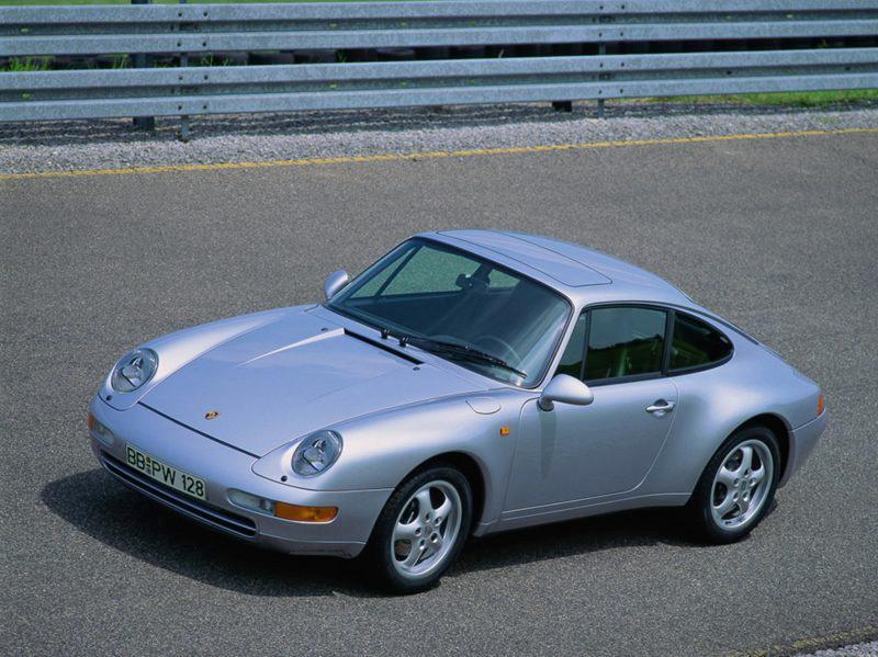 Porsche 993, l'histoire de la dernière 911 « air cooled »